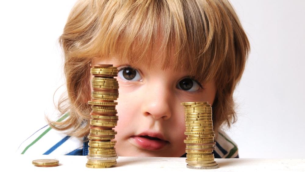 Viel oder wenig: So lernen Kinder Größenordnungen einzuschätzen